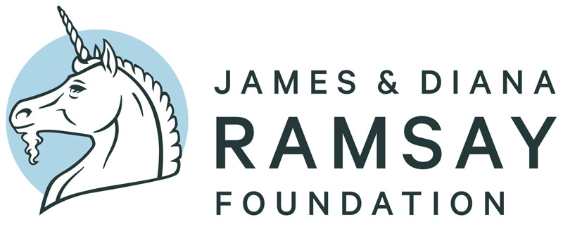 James and Diana Ramsay Foundatio Logo
